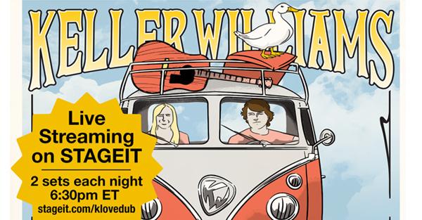 Keller Williams - 3 Nights