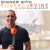 Dinner with Robert Irvine - A Live Online Event