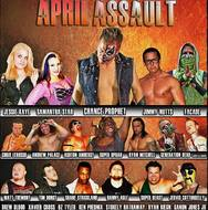 April Assault Live @ Ice Mine Connellsville PA