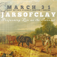 Jars Of Clay: 2015 StageIt Concert Series: March Show: 7:30pm