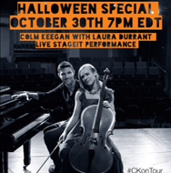 Colm Keegan and Laura Durrant - Halloween Special