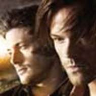 "Webcast panel with actor Jared Padalecki ""Sam"" and Jensen Ackles ""Dean"" from The Official Supernatural Convention Phoenix"