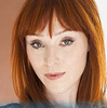 """Webcast panel with actor Ruth Connell """"Rowena"""" from The Official Supernatural Convention Phoenix"""