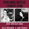 Artist Spotlight Series