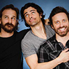 Webcast panel with actors Richard Speight Jr, Rob Benedict and Matt Cohen from The Official Supernatural Convention Charlotte