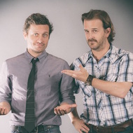 "Webcast panel with actors Richard Speight Jr, Rob Benedict ""The Kings of Con"" from The Official Supernatural Convention Charlotte"