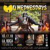 Wu-Wednesdays