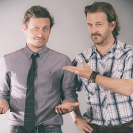 """Webcast panel with actors Richard Speight Jr, Rob Benedict """"The Kings of Con"""" from The Official Supernatural Convention Jacksonville"""