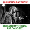 A Holiday show!