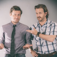"Webcast panel with actors Richard Speight Jr, Rob Benedict ""The Kings of Con"" from The Official Supernatural Convention Jacksonville"