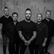 At Home With Blue October