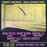 Adam Deitch & Eric Benny Bloom (Lettuce), Dominic Lalli (Big Gigantic), Borahm Lee (Break Science) and Hunter Roberts