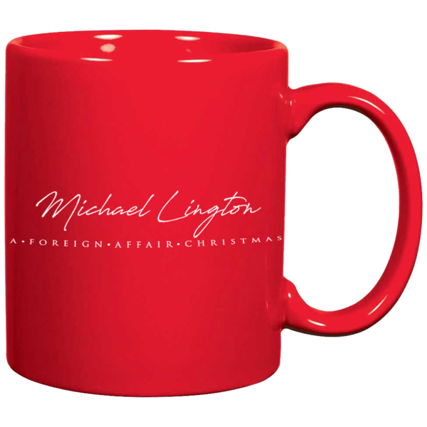 Red lington mug grande