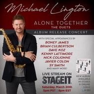 ALONE TOGETHER, Album Release Concert  (USD  $20)