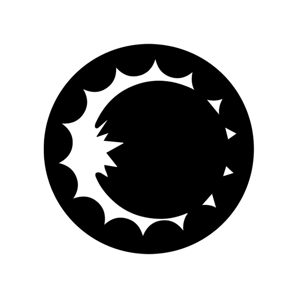 Moonhooch eclipselogo