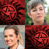 SUPERNATURAL Q&A PANEL WITH KIM RHODES and BRIANA BUCKMASTER