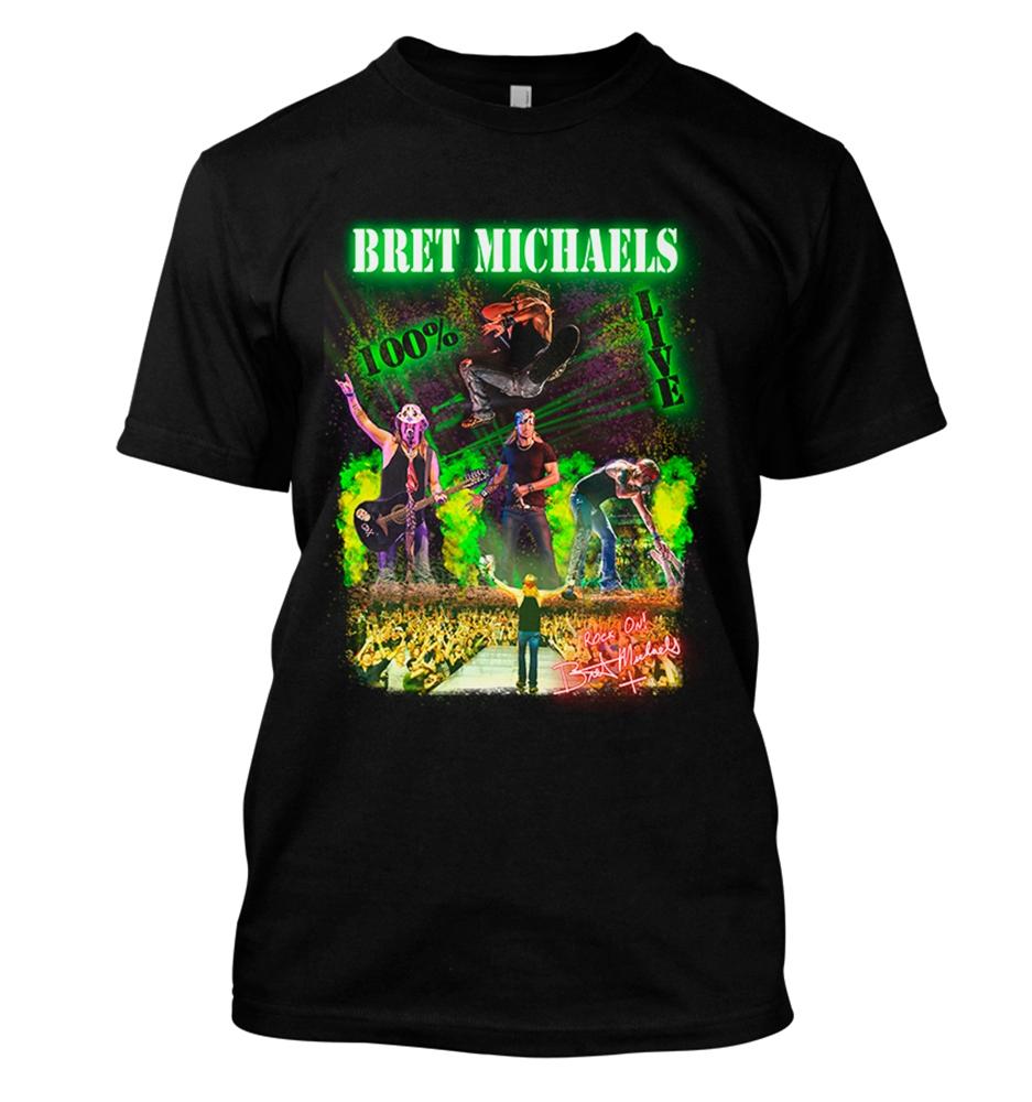 Bm 100percentlive shirt front