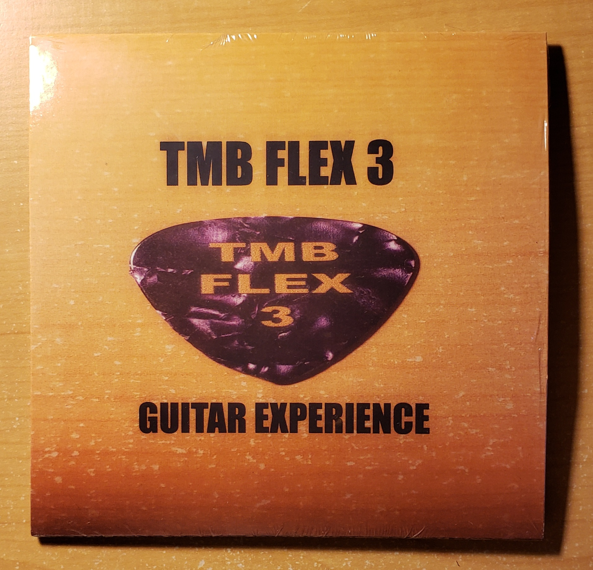 Tmb flex cd cover