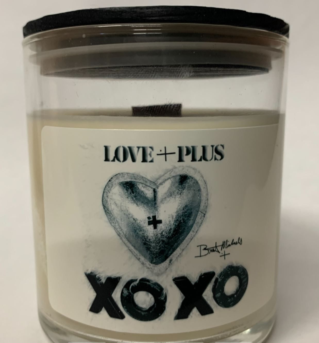 Love plus candle