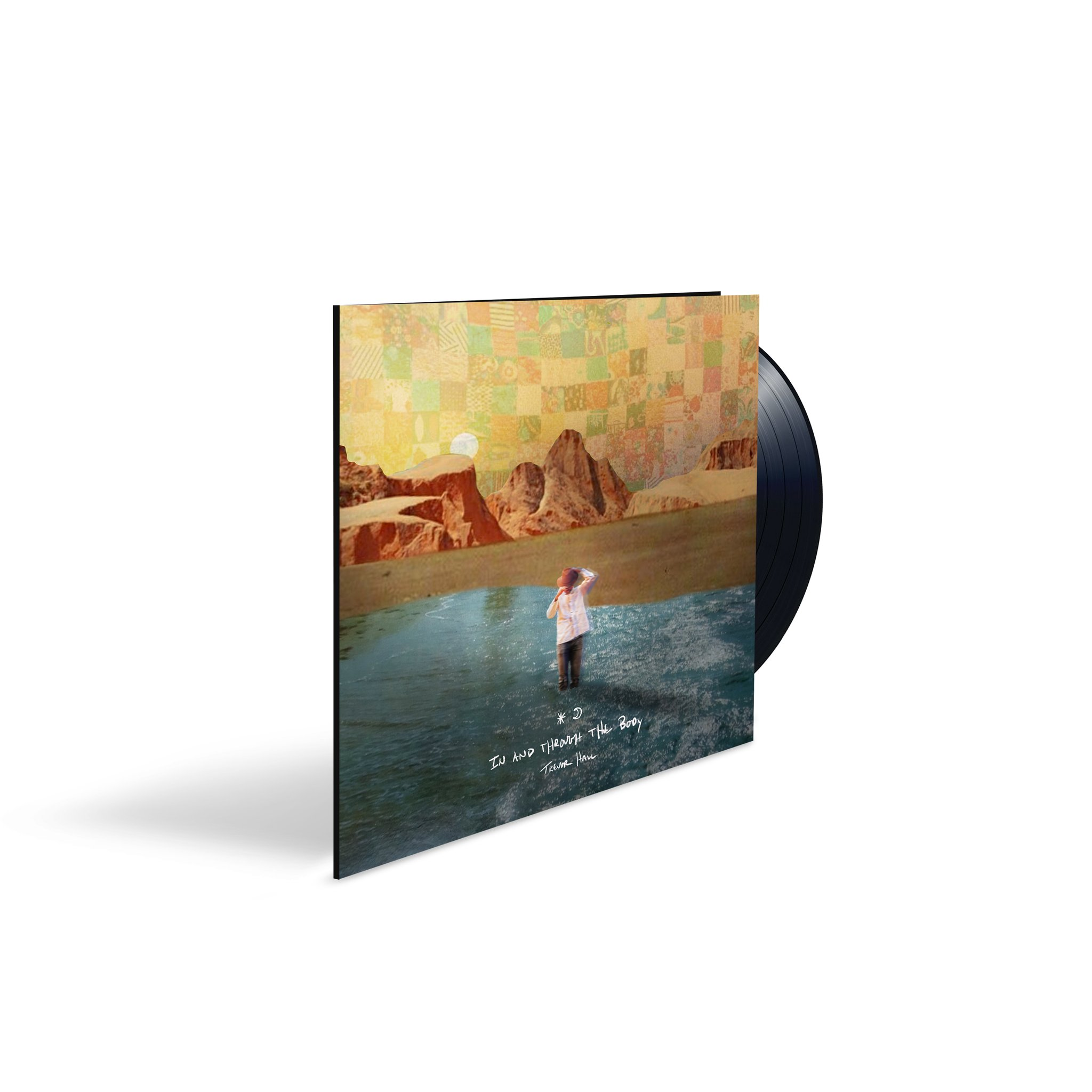 In and through the body vinyl