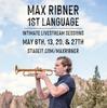 1st Language Intimate Community Live Stream w/ Max