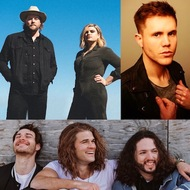 Burgers & Dogs Concerts Presents: TRENT Harmon, CAROLINA Story, and LEVON!!