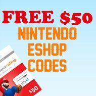 Nintendo-Eshop-Codes