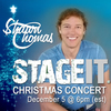 Shawn Thomas Christmas Concert on StageIt