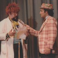 This WAS The Uncle Floyd Show #25 with Uncle Floyd and Scott Gordon LIVE!!!